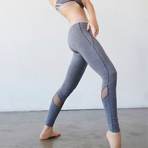 Free People Twist Pointe Solid Legging